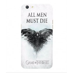 Oppo A77 All Men Must Die Cover