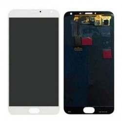 White Meizu MX5 Complete Replacement Screen