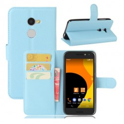 Orange Dive 72 Blue Wallet Case