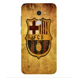 Coque FC Barcelone Pour Orange Dive 72