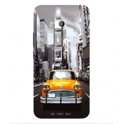 HTC U11 New York Taxi Cover