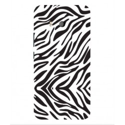 HTC U11 Zebra Case