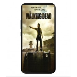 HTC U11 Walking Dead Cover