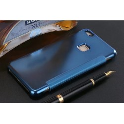 Blue LED View Cover For Huawei P10 Lite