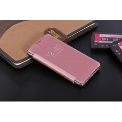 Pink LED View Cover For Huawei P10 Lite