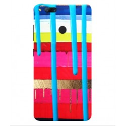 ZTE Nubia Z17 Mini Brushstrokes Cover
