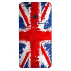 UK Brush Custodia Per ZTE Nubia Z17 Mini