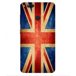ZTE Nubia Z17 Mini Vintage UK Case