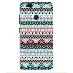 ZTE Nubia Z17 Mini Mexican Embroidery Cover