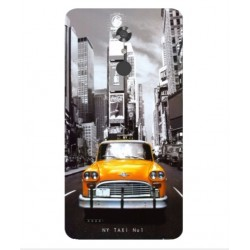 ZTE Max XL New York Taxi Cover