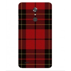 ZTE Max XL Swedish Embroidery Cover