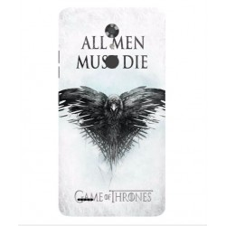 ZTE Max XL All Men Must Die Cover