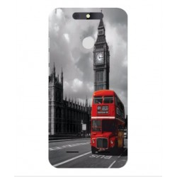 ZTE Blade V8 Lite London Style Cover