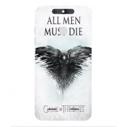 Protection All Men Must Die Pour ZTE Blade V8 Lite