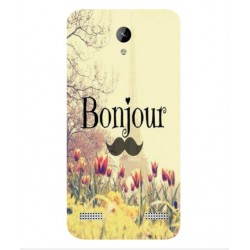 ZTE Blade A520 Hello Paris Cover