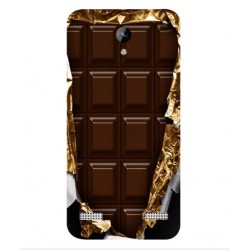 Coque I Love Chocolate Pour ZTE Blade A520