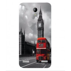 ZTE Blade A520 London Style Cover