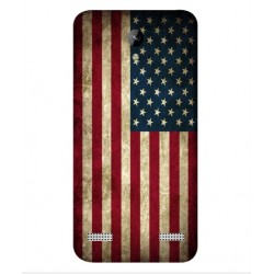 ZTE Blade A520 Vintage America Cover
