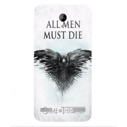 Protection All Men Must Die Pour ZTE Blade A520
