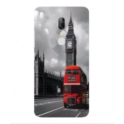 ZTE Axon 7s London Style Cover