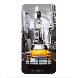 ZTE Axon 7s New York Taxi Cover