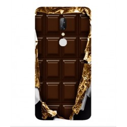 Coque I Love Chocolate Pour ZTE Axon 7s