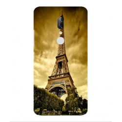 ZTE Axon 7s Eiffel Tower Case