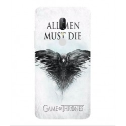 ZTE Axon 7s All Men Must Die Cover