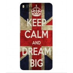Xiaomi Mi 5s Keep Calm And Dream Big Cover