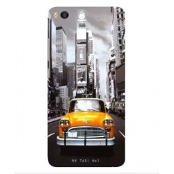 Xiaomi Mi 5s New York Taxi Cover