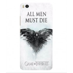 Xiaomi Mi 5s All Men Must Die Cover