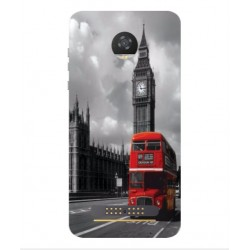 Motorola Moto Z2 Play London Style Cover