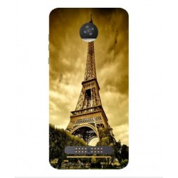 Motorola Moto Z2 Play Eiffel Tower Case