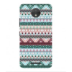 Motorola Moto C Plus Mexican Embroidery Cover