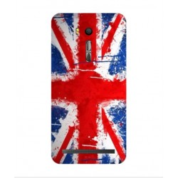 Carcasa UK Brush Para Asus Zenfone Go ZB552KL