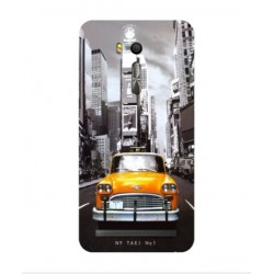 Asus Zenfone Go ZB552KL New York Taxi Cover