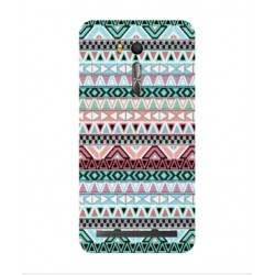 Asus Zenfone Go ZB552KL Mexican Embroidery Cover