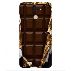 Coque I Love Chocolate Pour Huawei Enjoy 7 Plus
