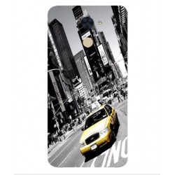 Coque New York Pour Huawei Enjoy 7 Plus