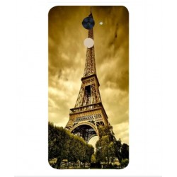 Coque Protection Tour Eiffel Pour Huawei Enjoy 7 Plus