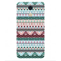 Coque Broderie Mexicaine Pour Huawei Enjoy 7 Plus