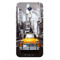 Coque New York Taxi Pour Huawei Honor 6A