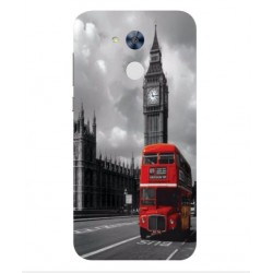 Huawei Honor 6A London Style Cover