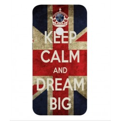 Huawei Honor 6A Keep Calm And Dream Big Cover