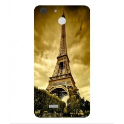 Archos 55b Cobalt Eiffel Tower Case