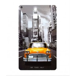 Coque New York Taxi Pour Huawei MediaPad T3 8.0