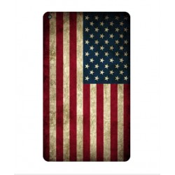Coque Vintage America Pour Huawei MediaPad T3 8.0