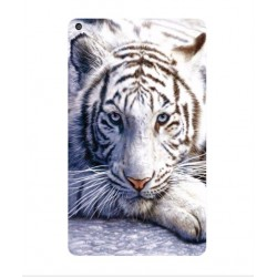 Coque Protection Tigre Blanc Pour Huawei MediaPad T3 8.0