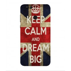 Custodia Keep Calm And Dream Big Huawei Nova 2