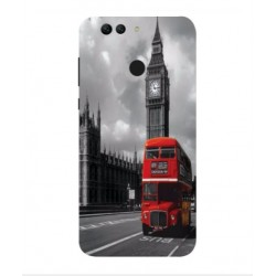 London Style Custodia Per Huawei Nova 2 Plus